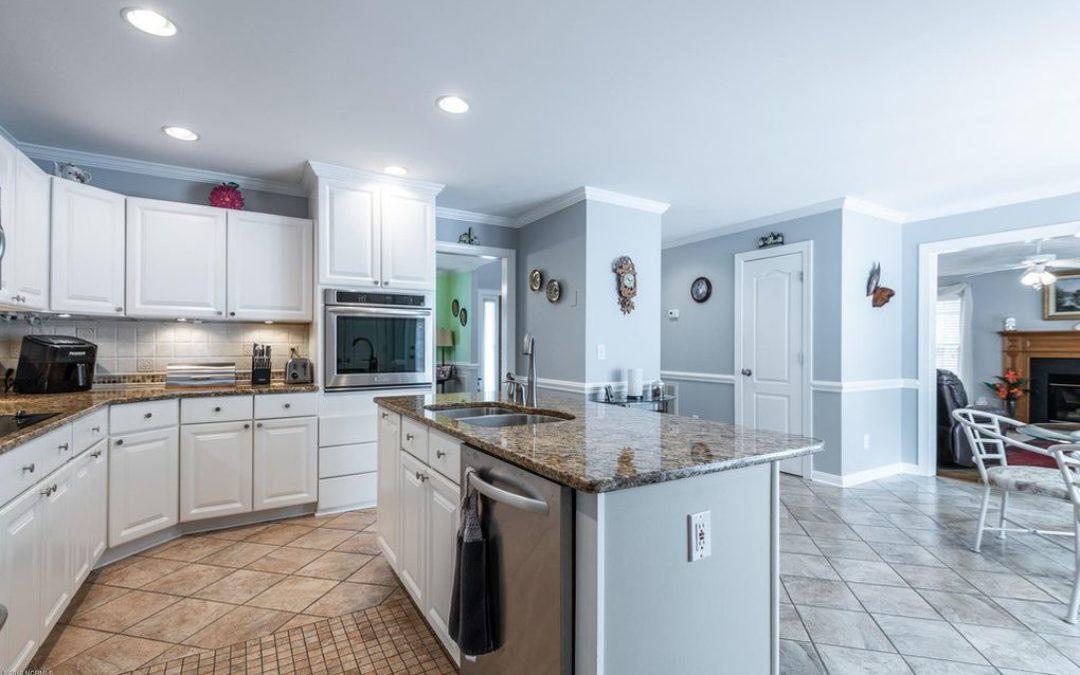 Remodeled Kitchen or Bathroom